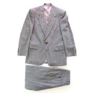 Christian Dior Monsieur  Two Button Slim Fit Suit